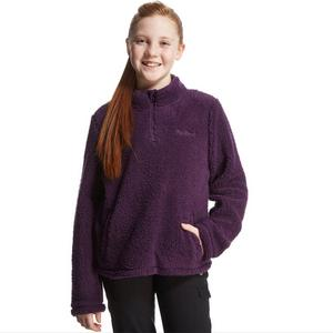 PETER STORM Girls' Teddy Half-Zip Fleece
