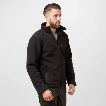 Peter Storm Men's Textured Insulated Jacket Mid-Grey