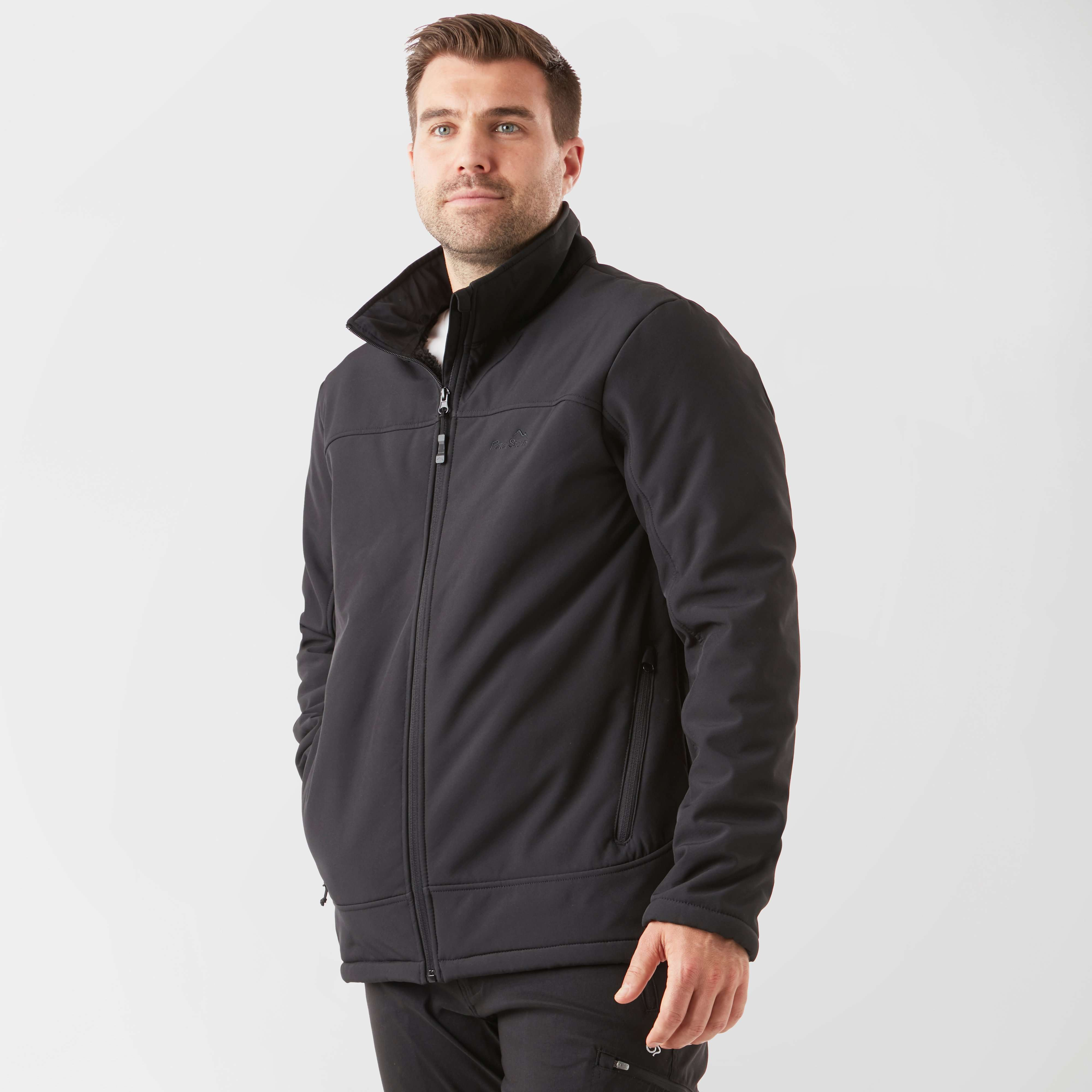PETER STORM Men's High Loft Softshell Jacket