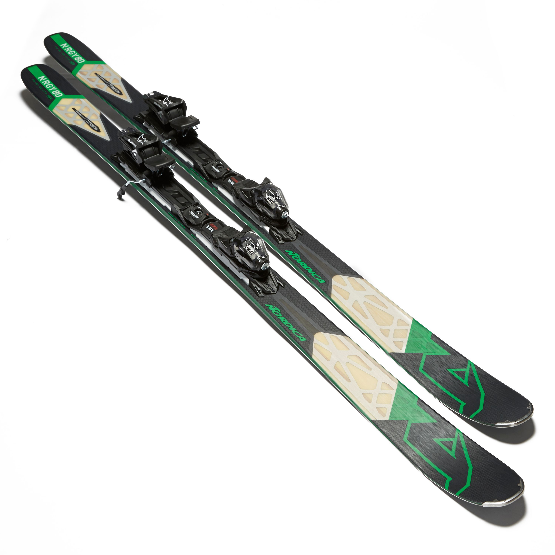 NORDICA NRGy 80 Skis with PR Evo Bindings