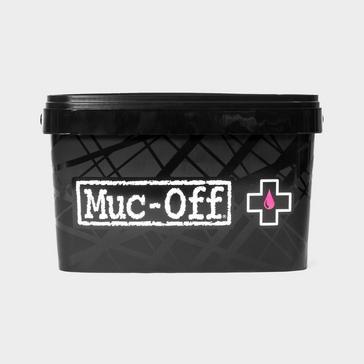 Black Muc Off 8 in 1 Bike Cleaning Kit