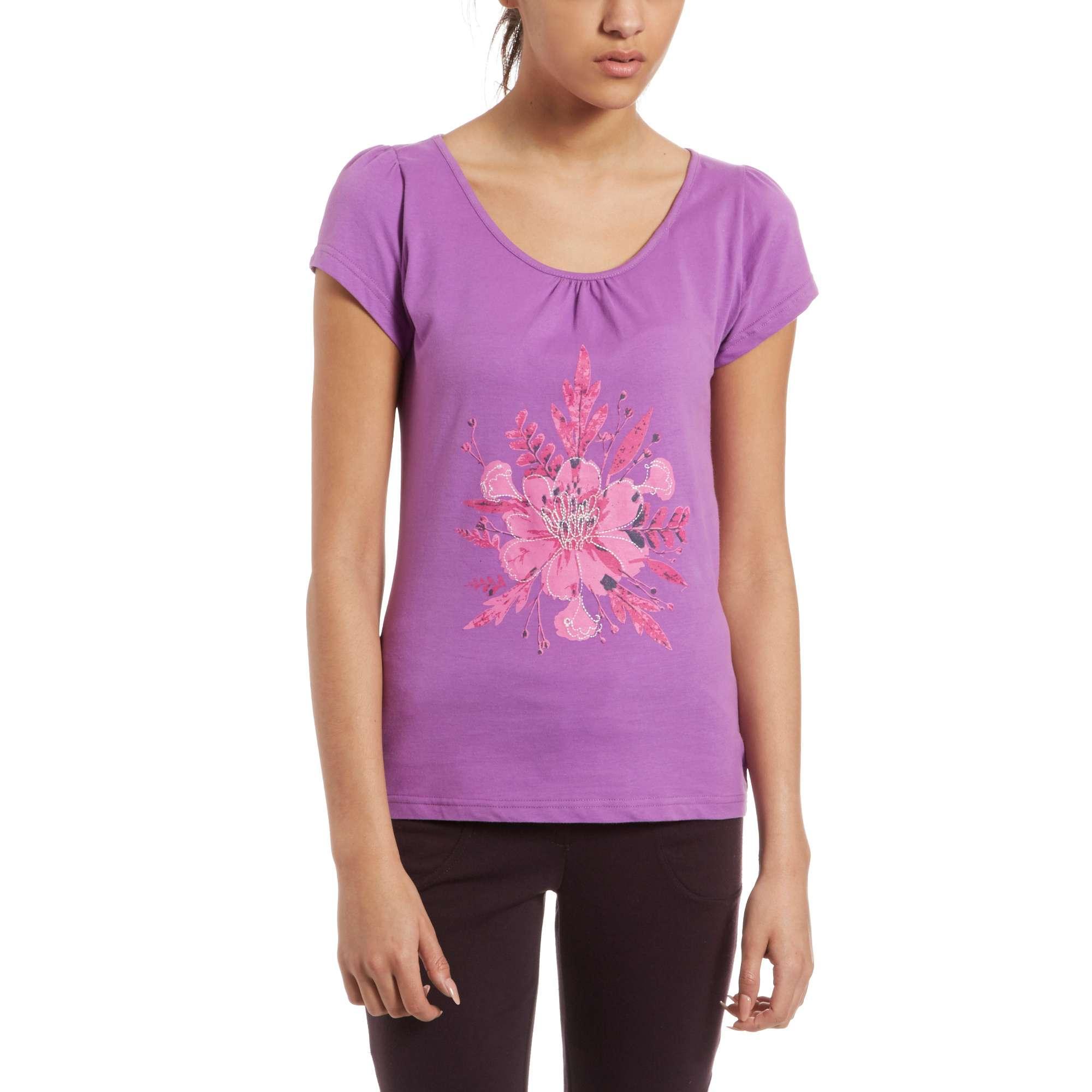 PETER STORM Women's Flower T-Shirt
