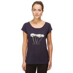 ONE EARTH Women's Daisy T-Shirt