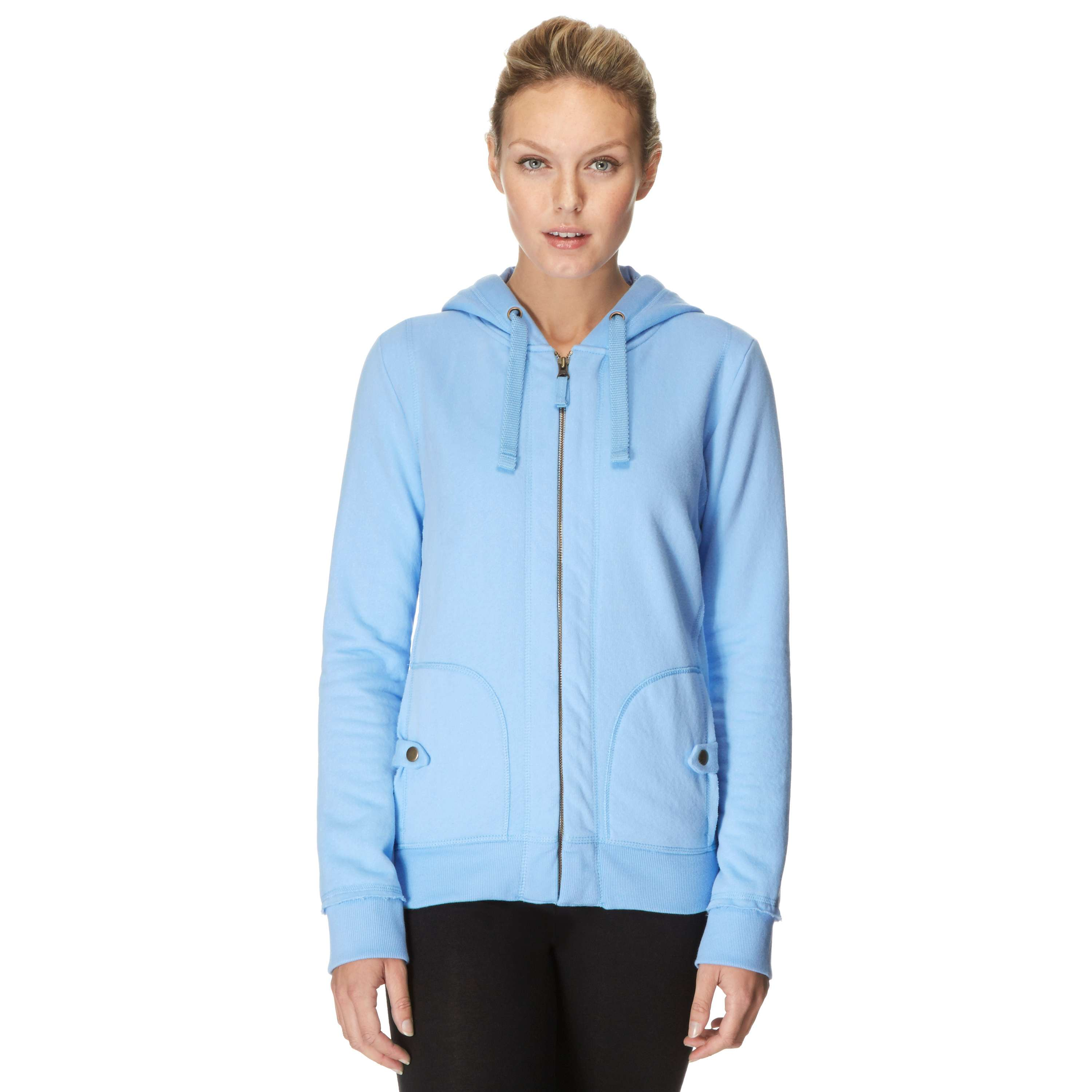 ONE EARTH Women's Full Zip Hoodie