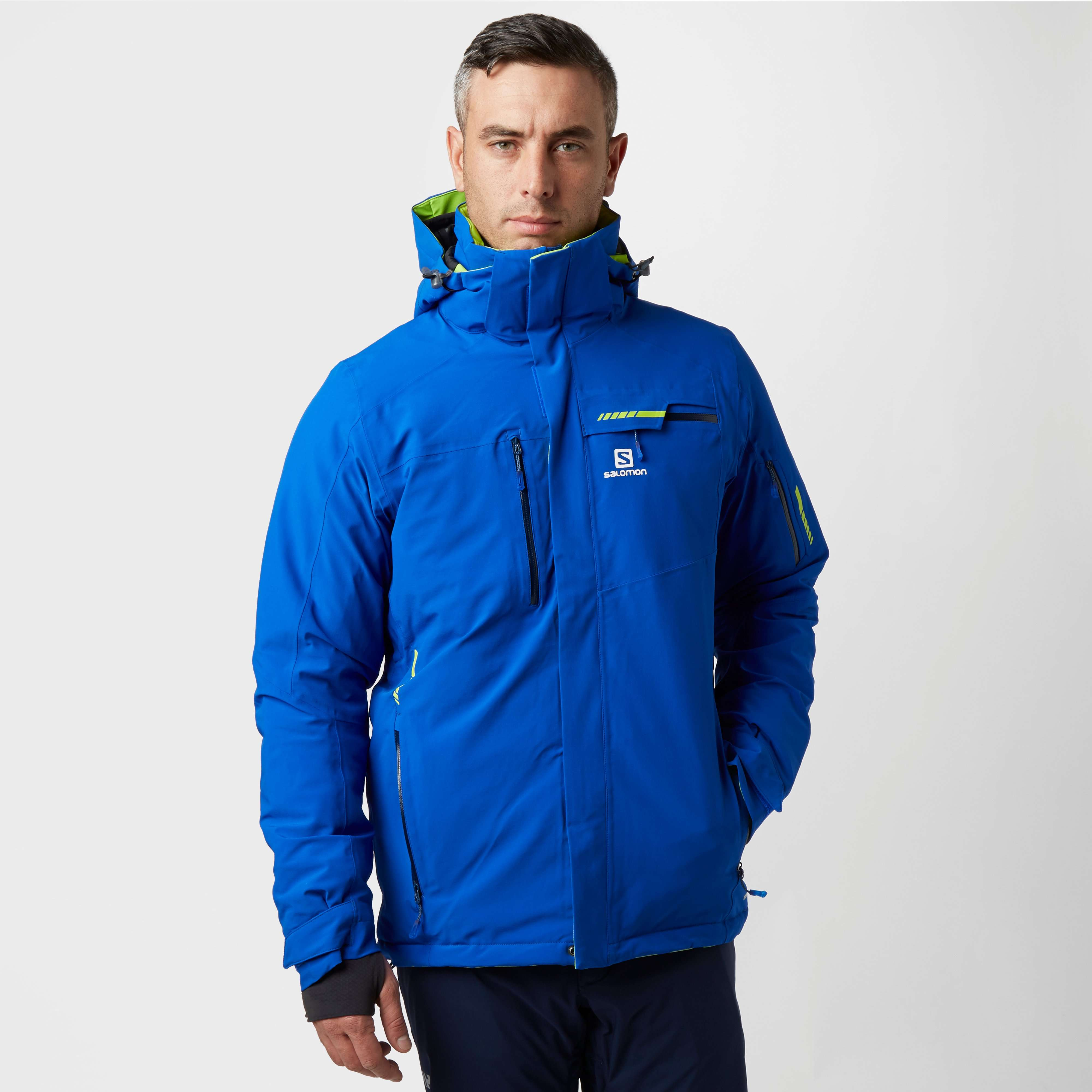 SALOMON Men's Brilliant Ski Jacket