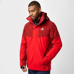 Salomon Men's Iceglory Ski Jacket