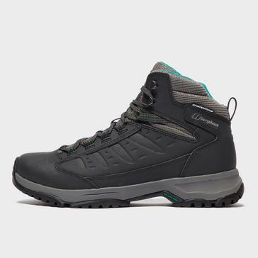 Black Berghaus Women's Expeditor Ridge 2.0 Walking Boot