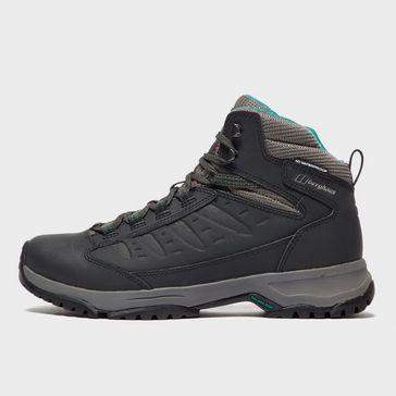 699acf14767 Black BERGHAUS Women s Expeditor Ridge 2.0 Walking Boot ...