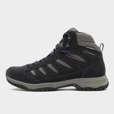 Black Berghaus Women's Expeditor Trek 2.0 Walking Boot