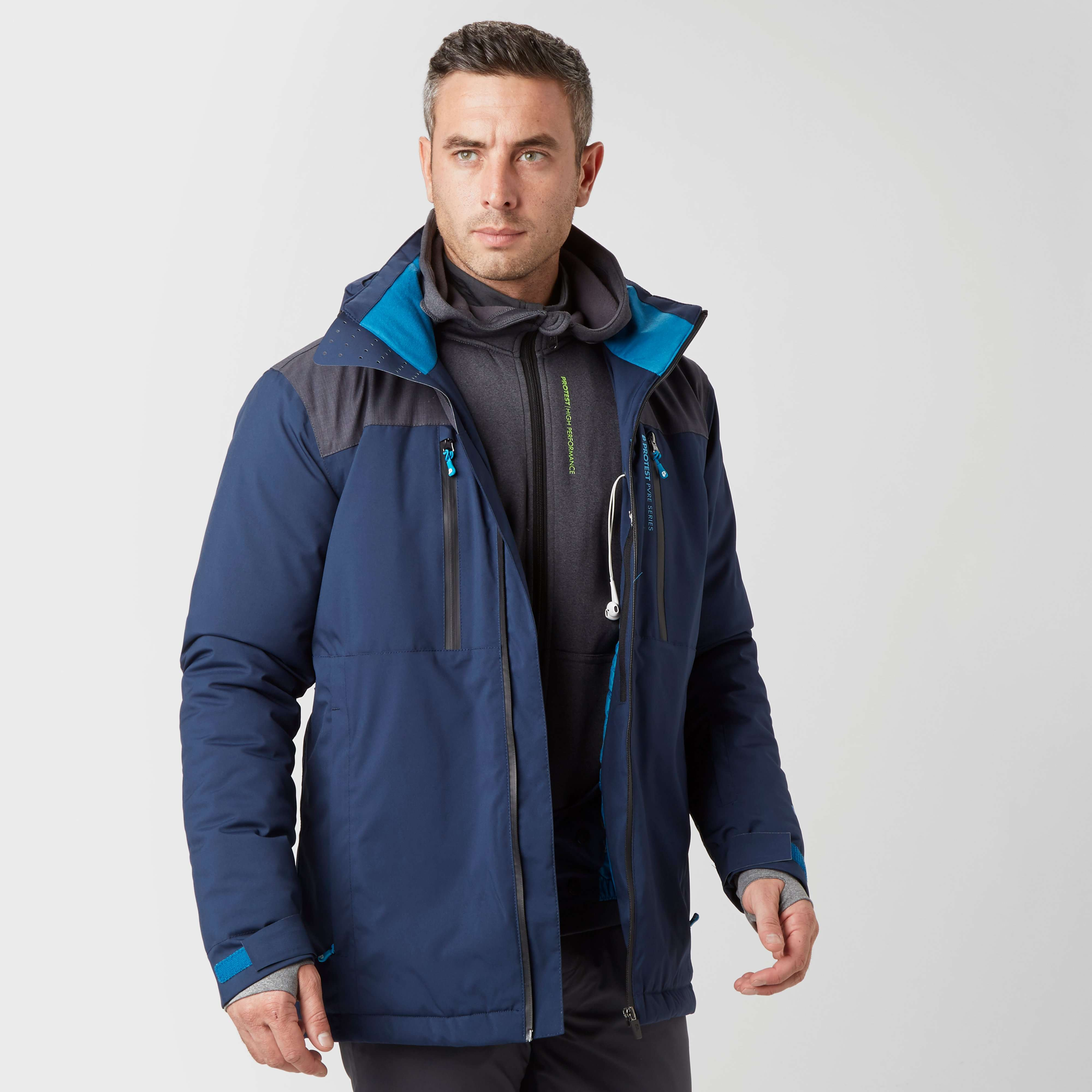 PROTEST Men's Clue Ski Jacket