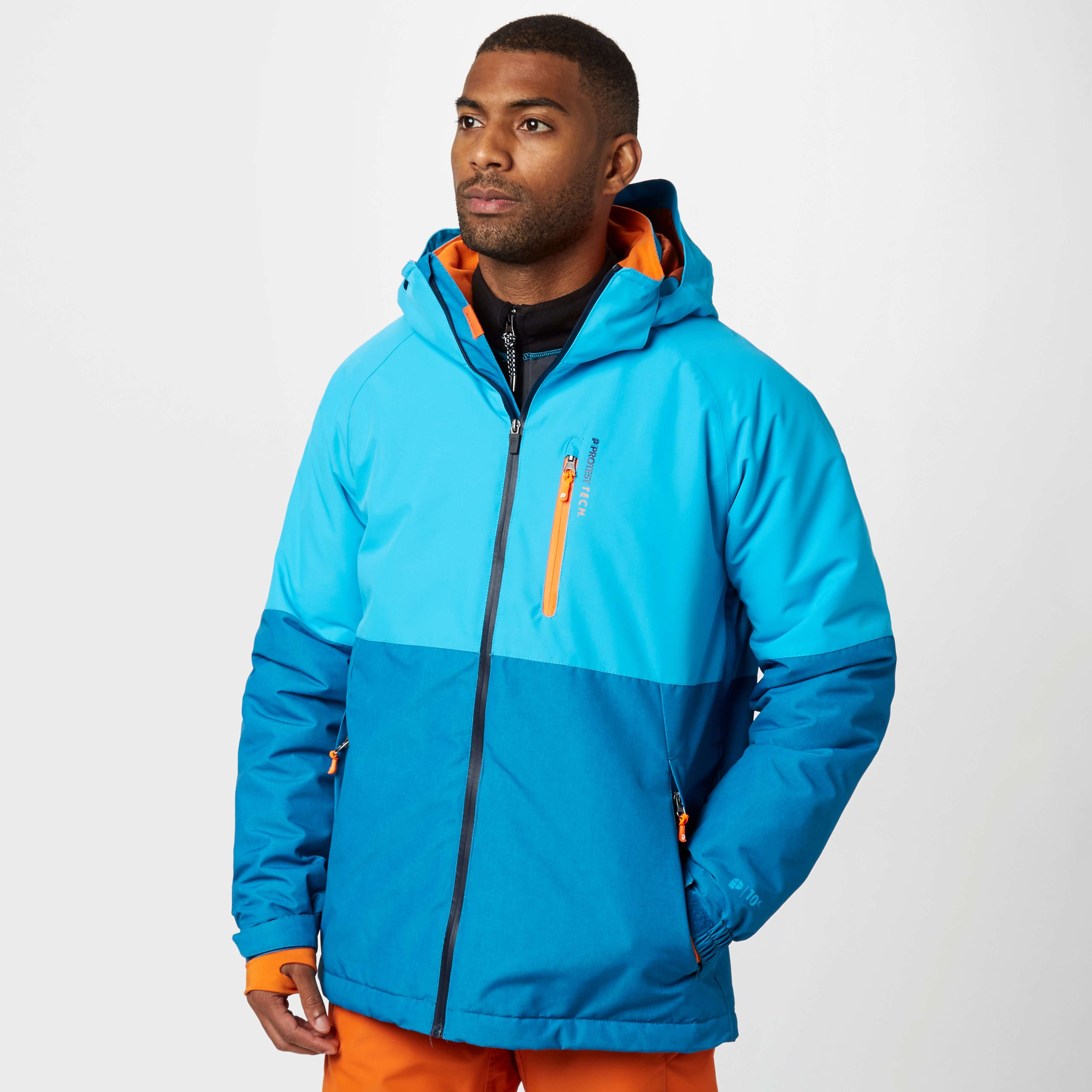 PROTEST Men's Blizzard Ski Jacket