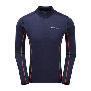 MONTANE Men's Dart Zip T-Shirt