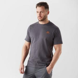 MOUNTAIN EQUIPMENT Men's Back Logo Tee