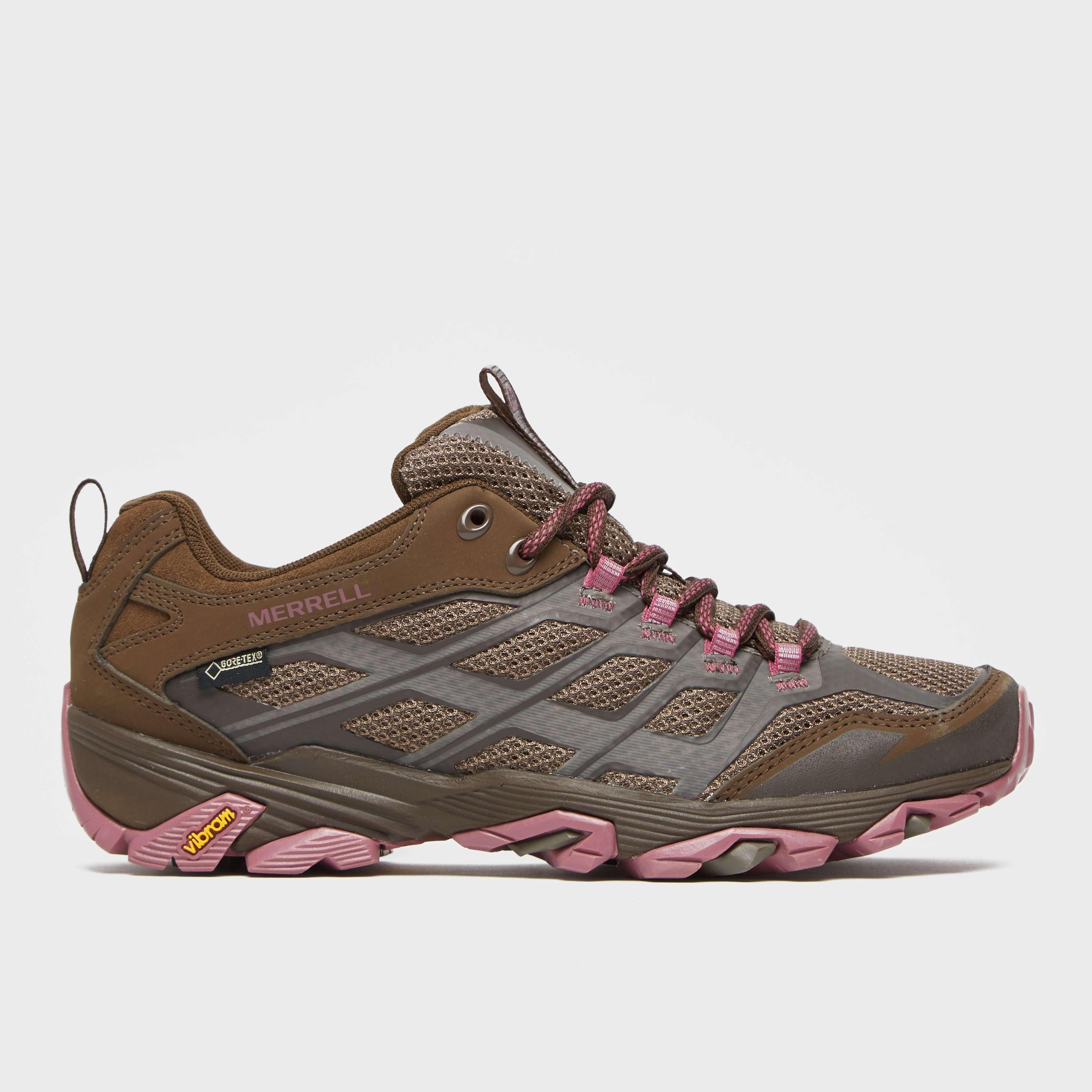 MERRELL Women's Moab FST GORE-TEX® Walking Shoe