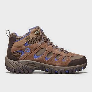 MERRELL Women's Ridgepass Mid Waterproof Shoes
