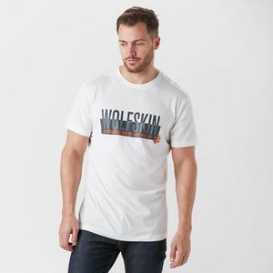 JACK WOLFSKIN Men's Slogan T-Shirt
