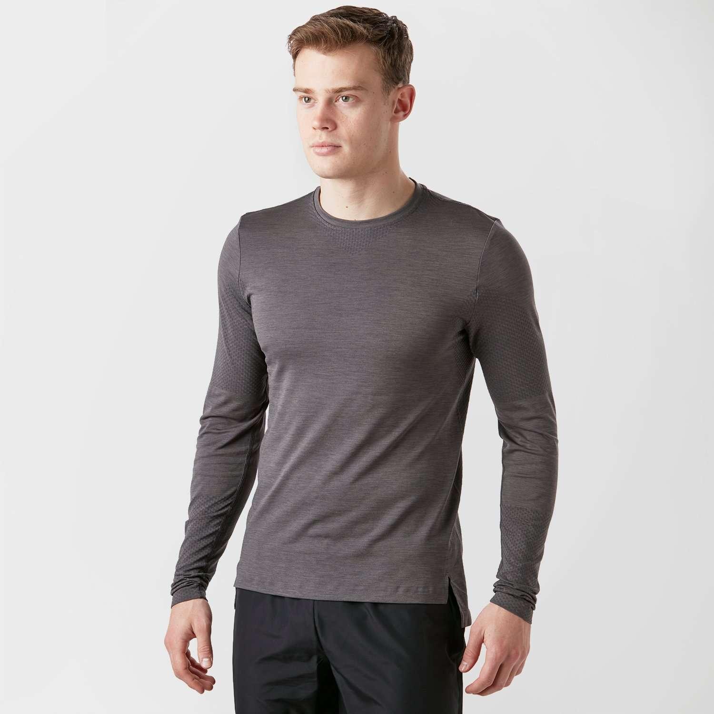 ASICS Men's Seamless Long Sleeve Top