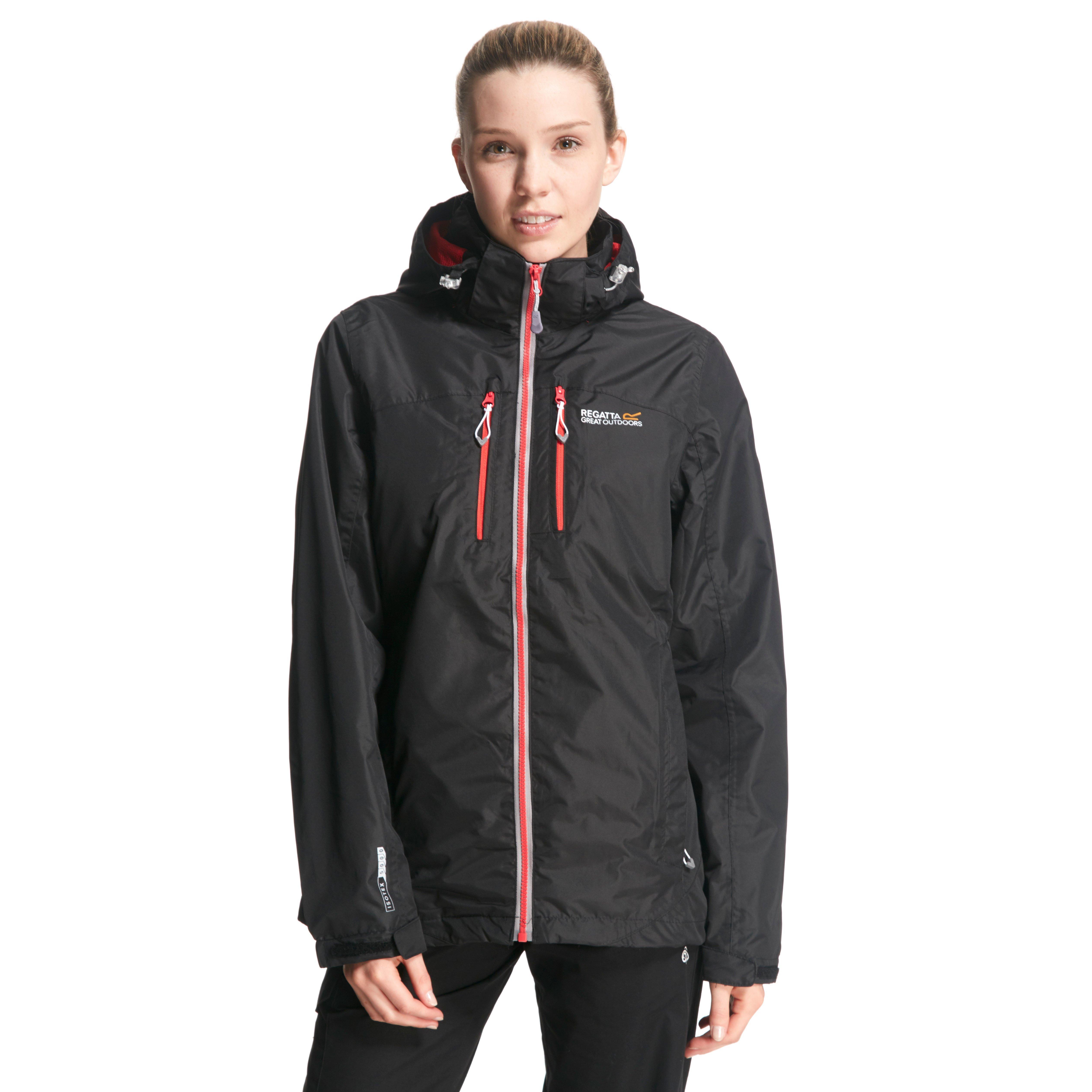 Regatta Womens Calderdale Jacket Black