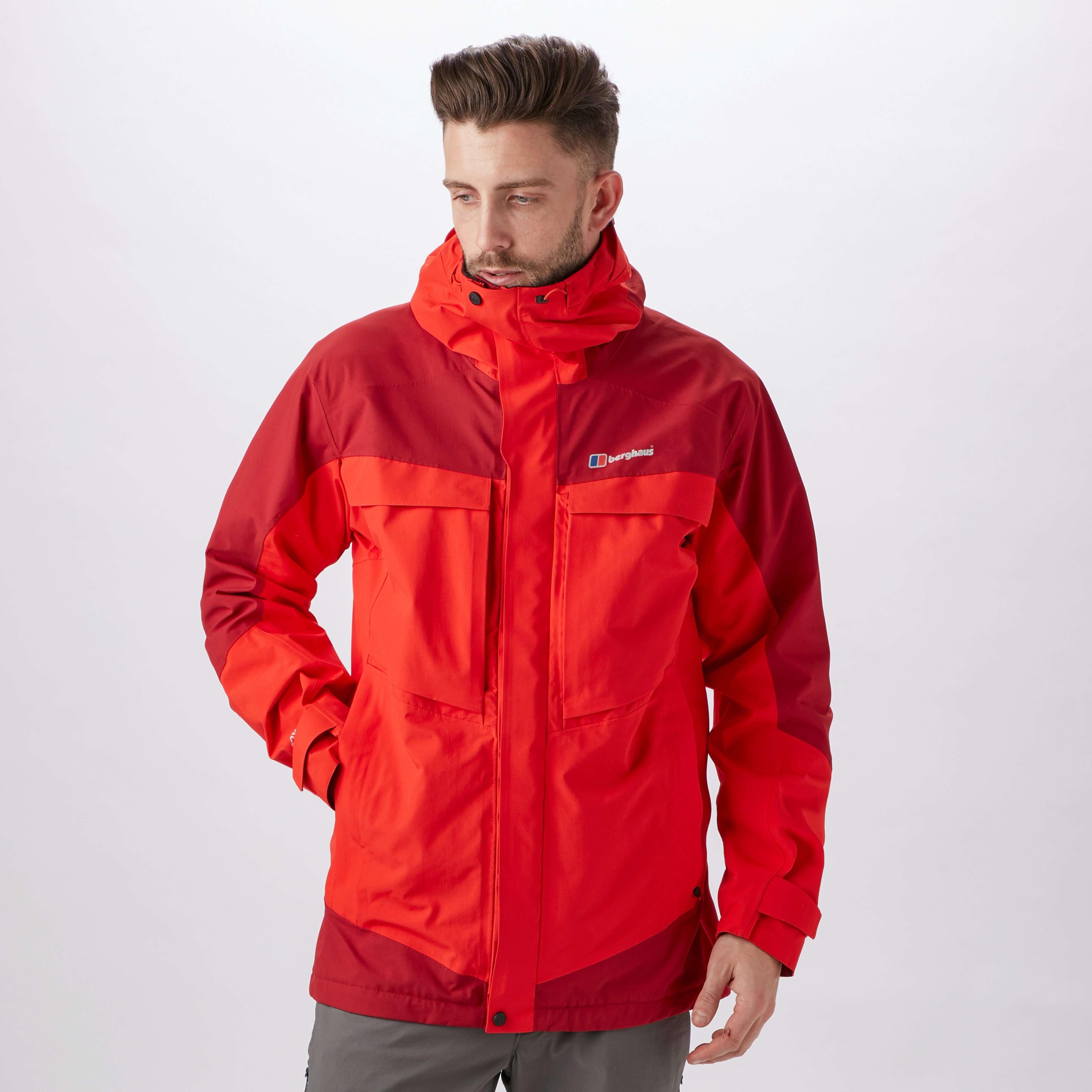 BERGHAUS Men's Mera Peak 5.0 GORE-TEX® Jacket