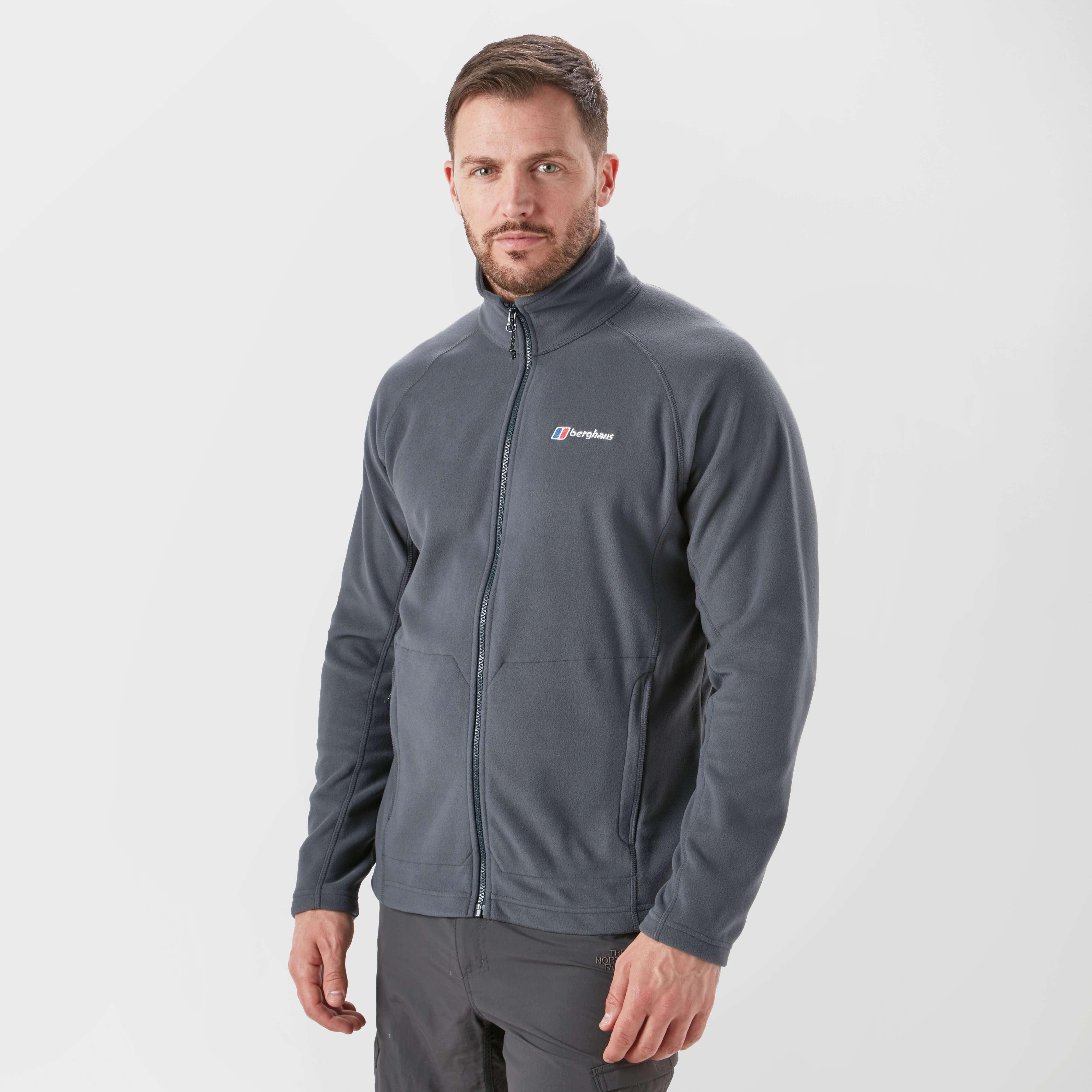 BERGHAUS Men's Hartsop Full-Zip Fleece