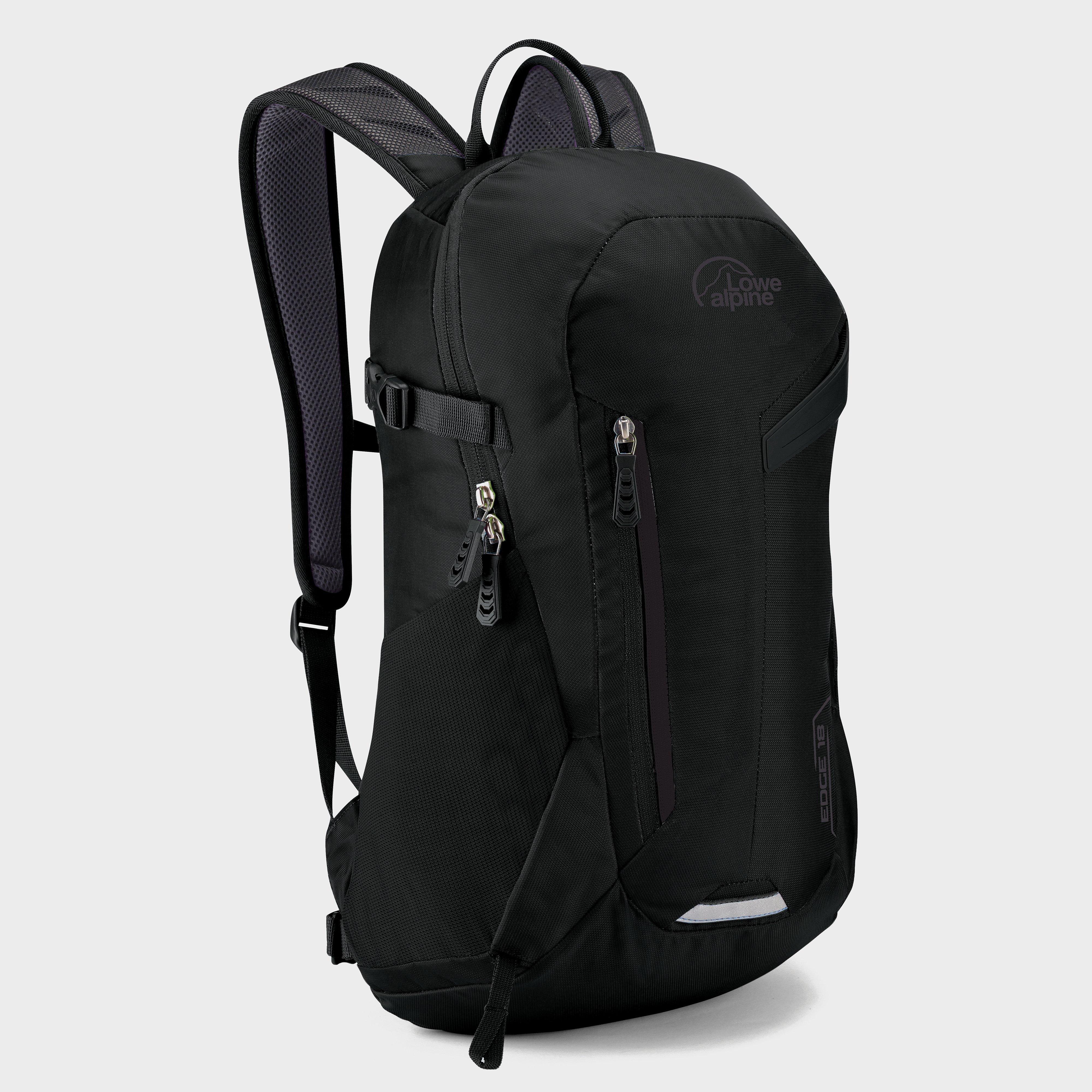 Lowe Alpine Lowe Alpine Edge II 18 Daypack - Black, Black
