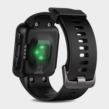 Black Garmin Forerunner 35 Multi-Sport Watch