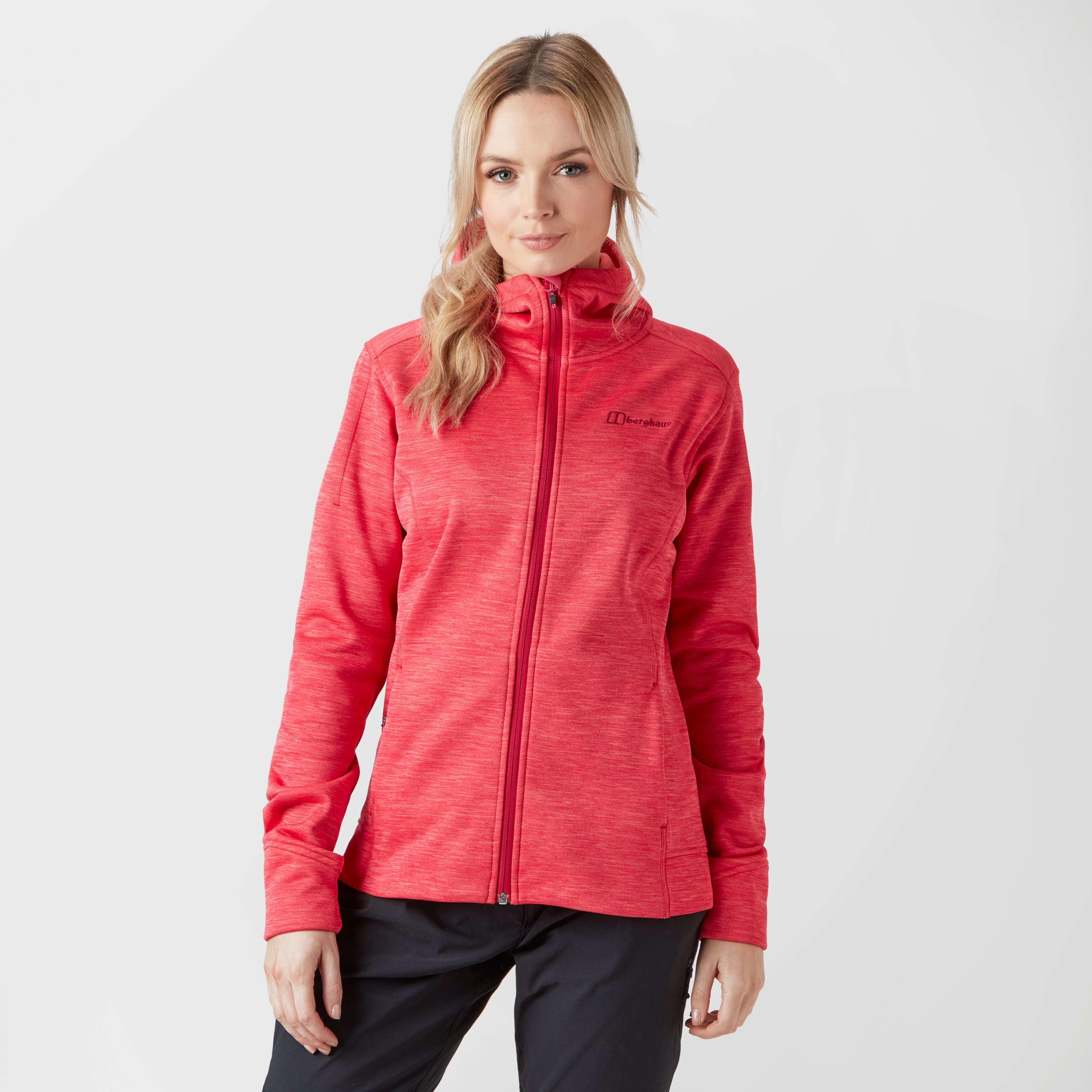 BERGHAUS Women's Kamloops Hooded Fleece Jacket