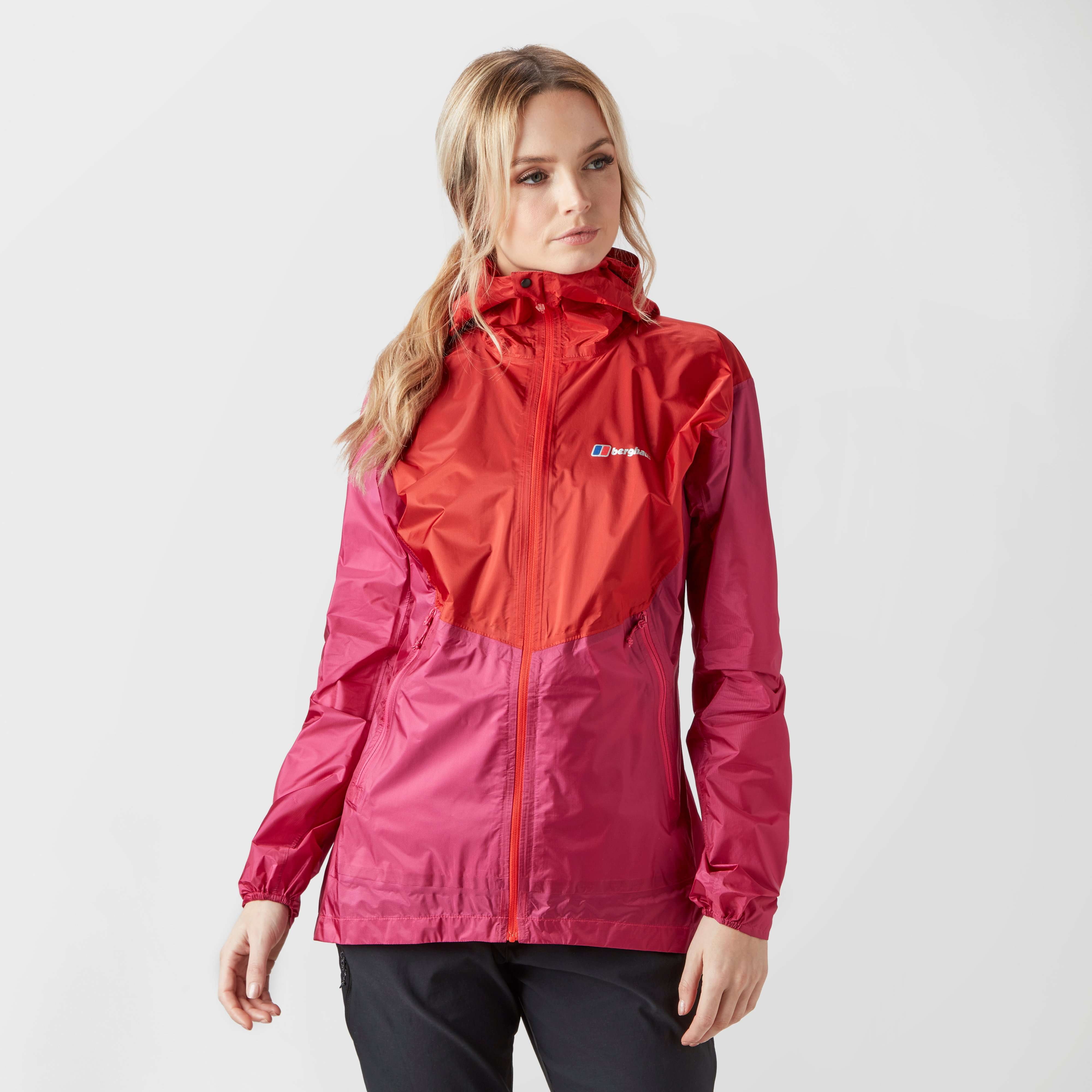 BERGHAUS Women's Fast Hike Waterproof Jacket