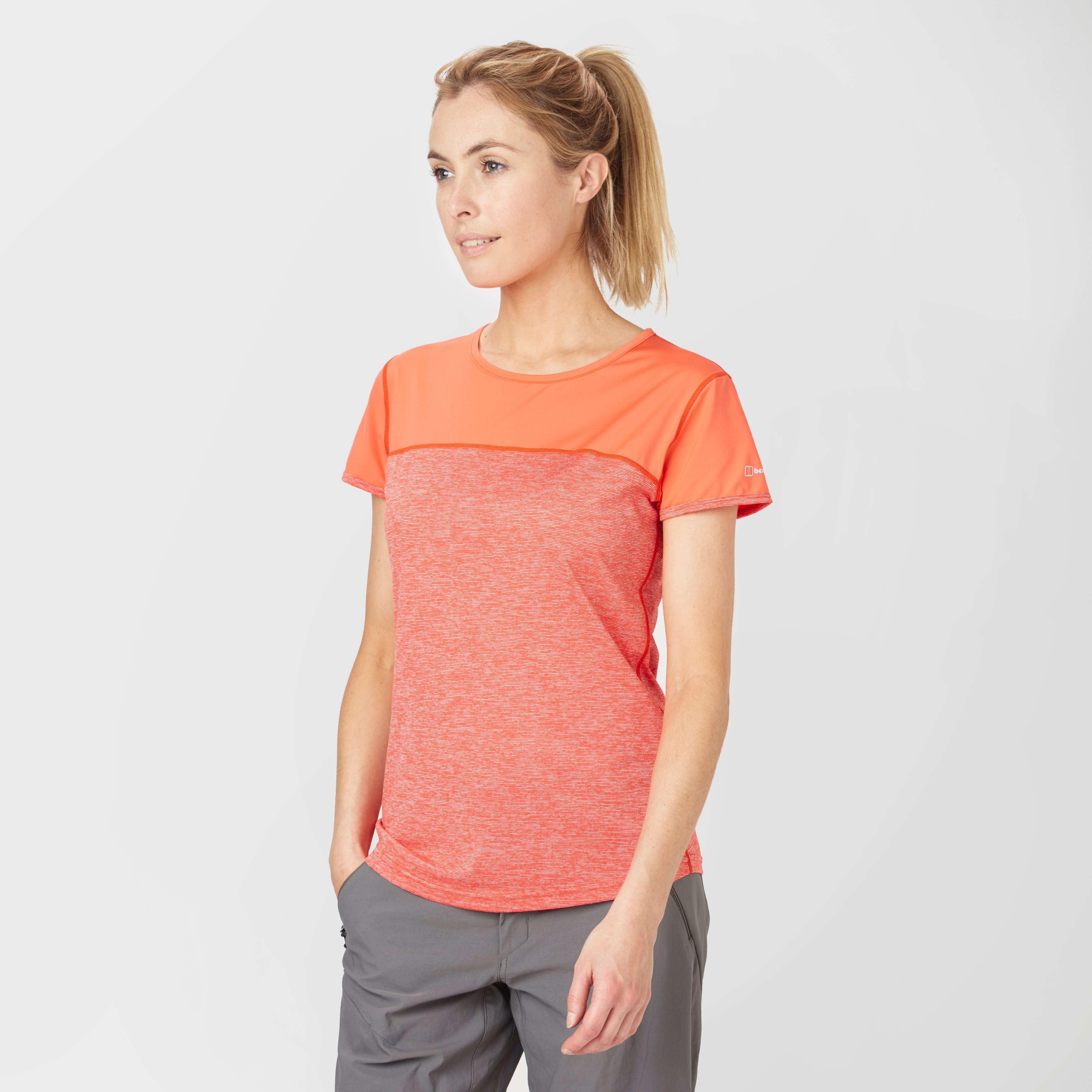 BERGHAUS Women's Voyager Short-Sleeve