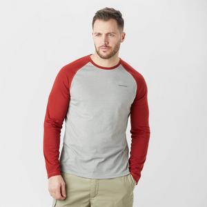 CRAGHOPPERS Men's NosiLife Bayame Long Sleeve T-Shirt
