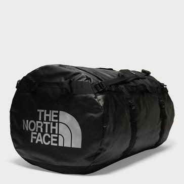 Black The North Face Basecamp Duffel Bag (XXL)
