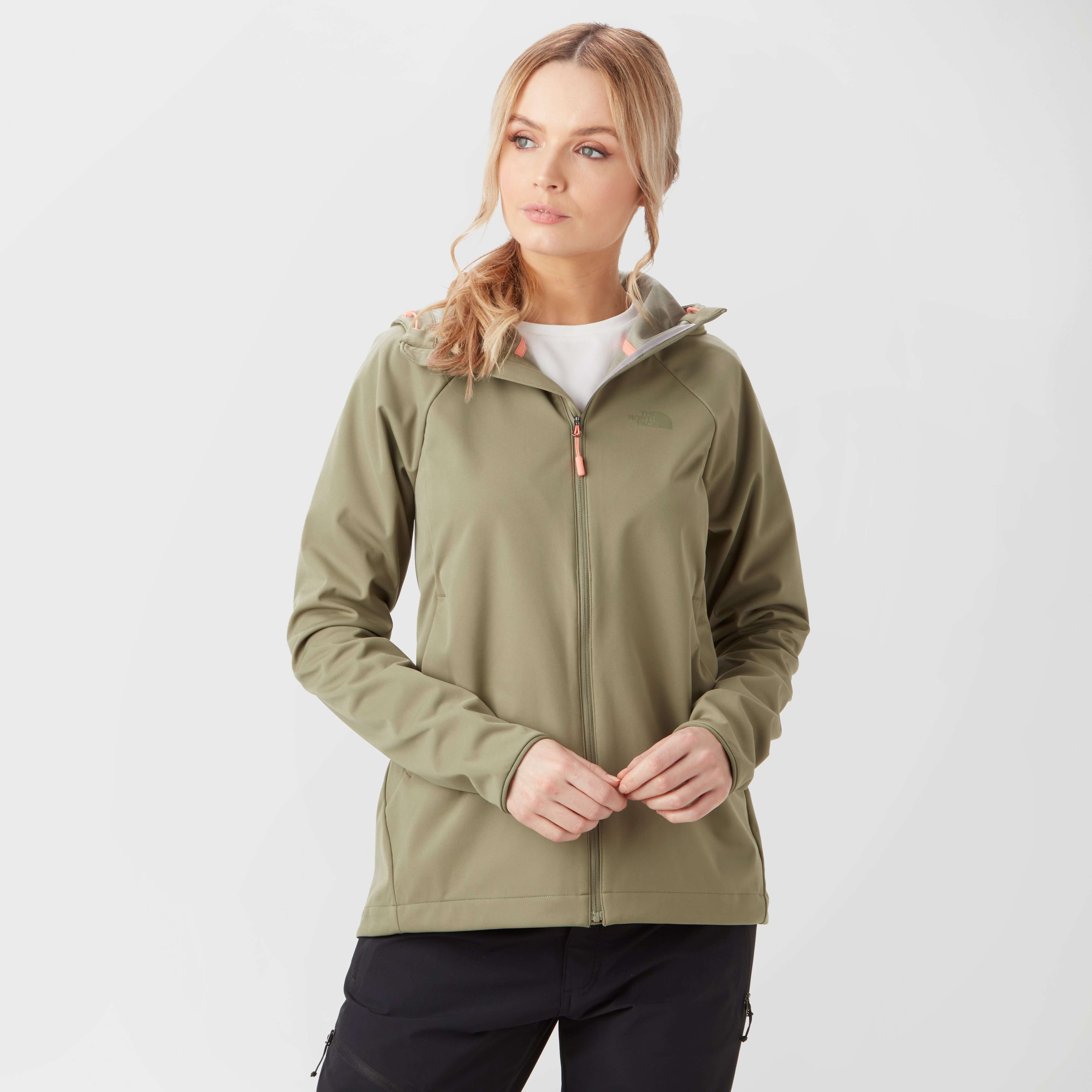 THE NORTH FACE Women's Inlux Softshell Hoodie