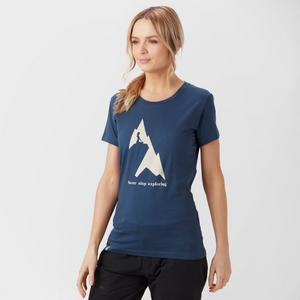 THE NORTH FACE Women's Never Stop Exploring Tee