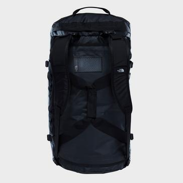 Black The North Face Base Camp Duffel Bag (Large)