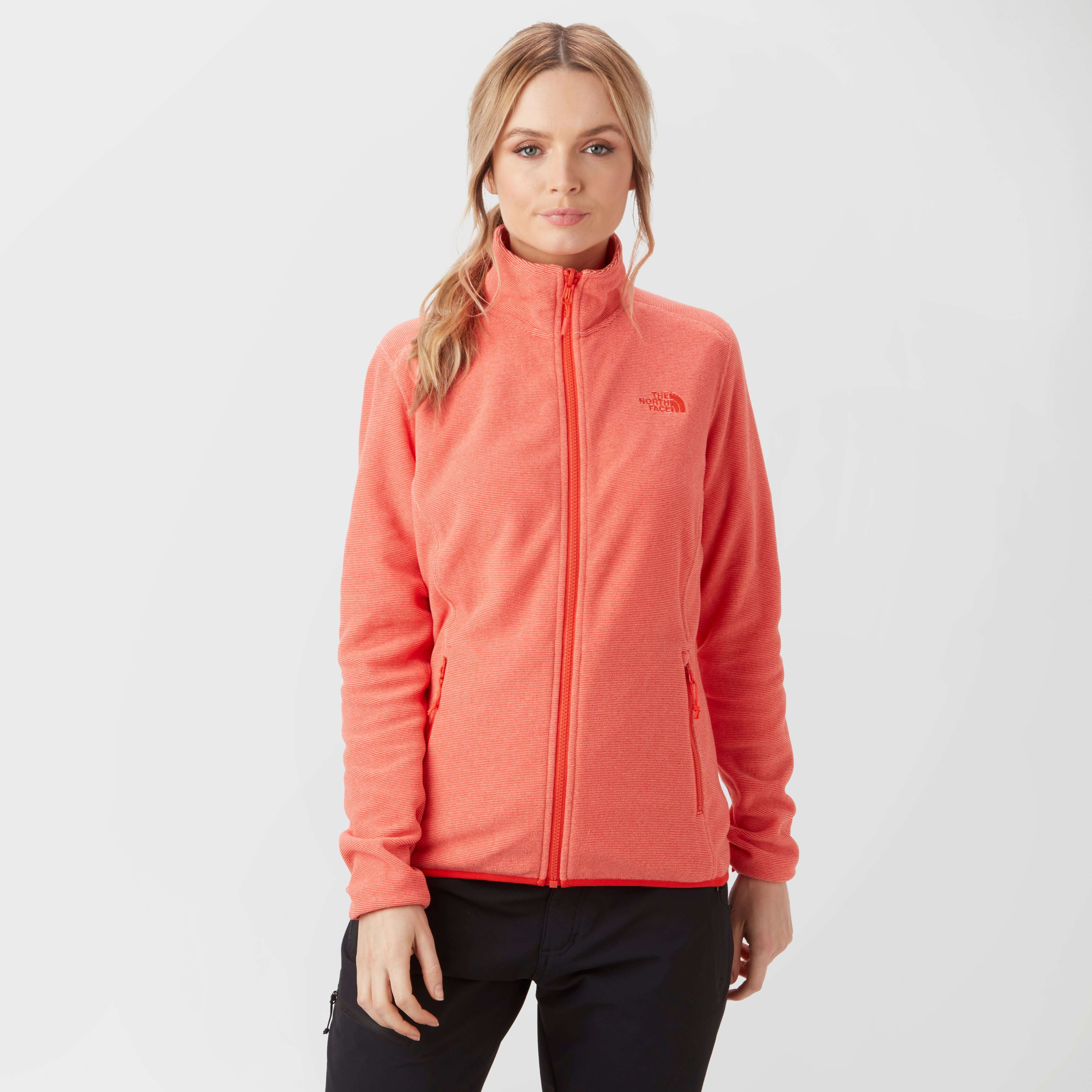 THE NORTH FACE Women's 100 Glacier Fleece Jacket