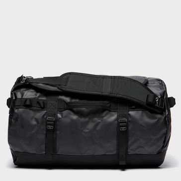 3d800fdc8a Black THE NORTH FACE Basecamp Duffel Bag (Small) ...