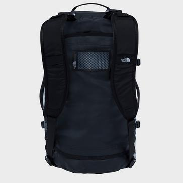 Black The North Face Base Camp Duffel Bag (Extra Large)