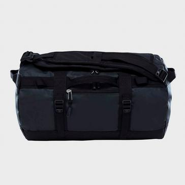 Black The North Face Base Camp Duffel Bag (Extra Small)