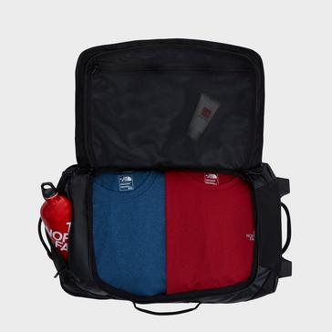 """Black The North Face Rolling Thunder 22"""" Travel Bag"""