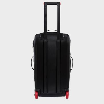 """Black The North Face Rolling Thunder 30"""" Travel Bag"""