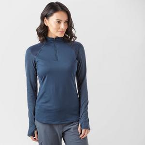 THE NORTH FACE Women's Mountain Athletics Motivation Quarter Zip Shirt