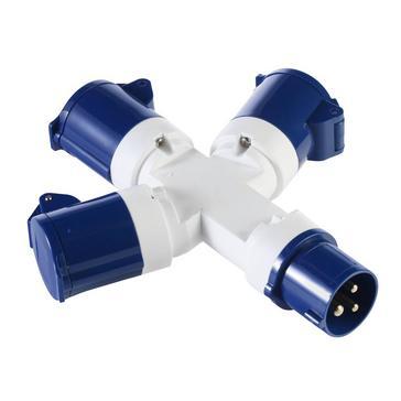 NAVY VANGO 3-Way Distributor Power Adapter