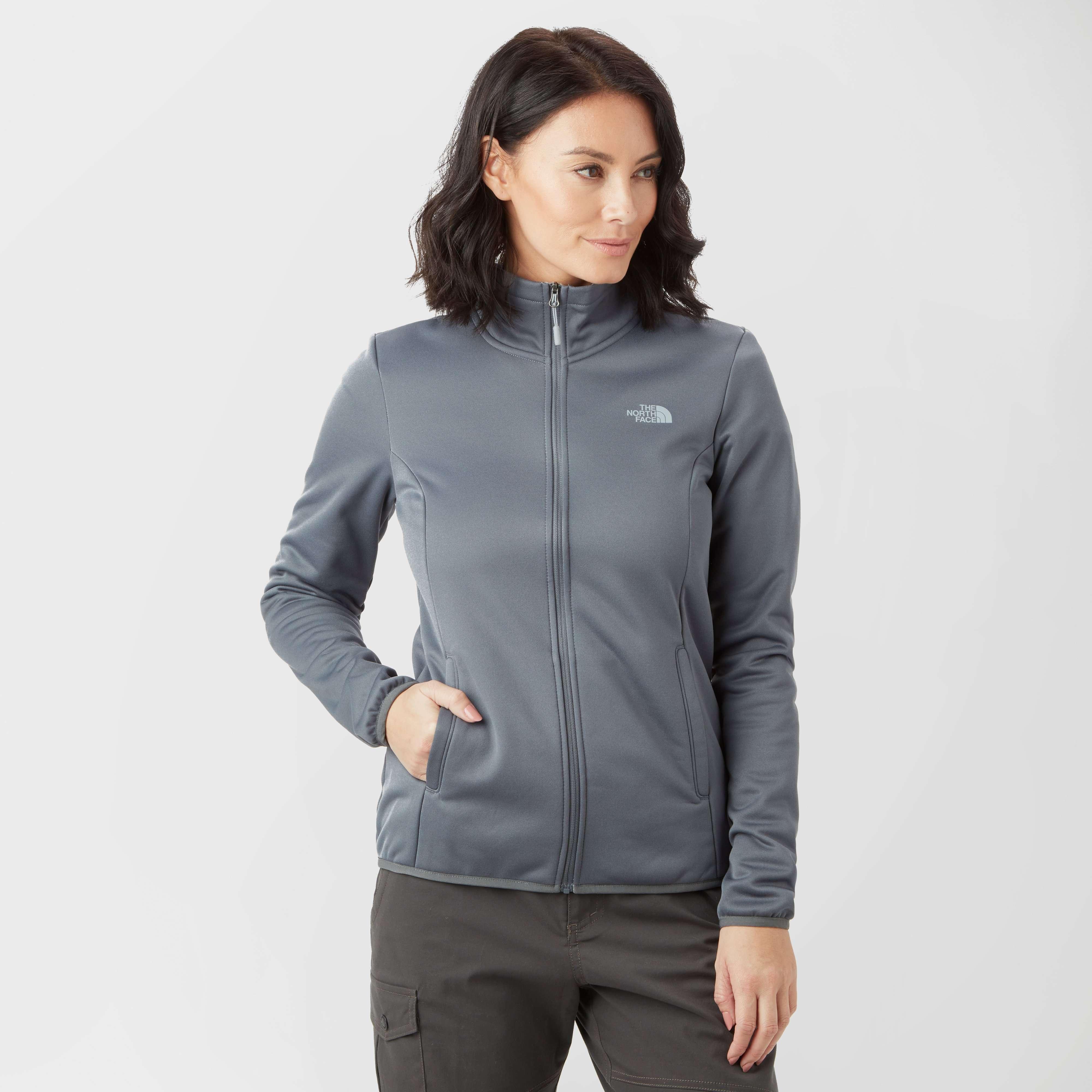 THE NORTH FACE Women's Tanken Full Zip Fleece Jacket