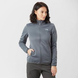 THE NORTH FACE Women's Tanken Full Zip Fleece Jacket