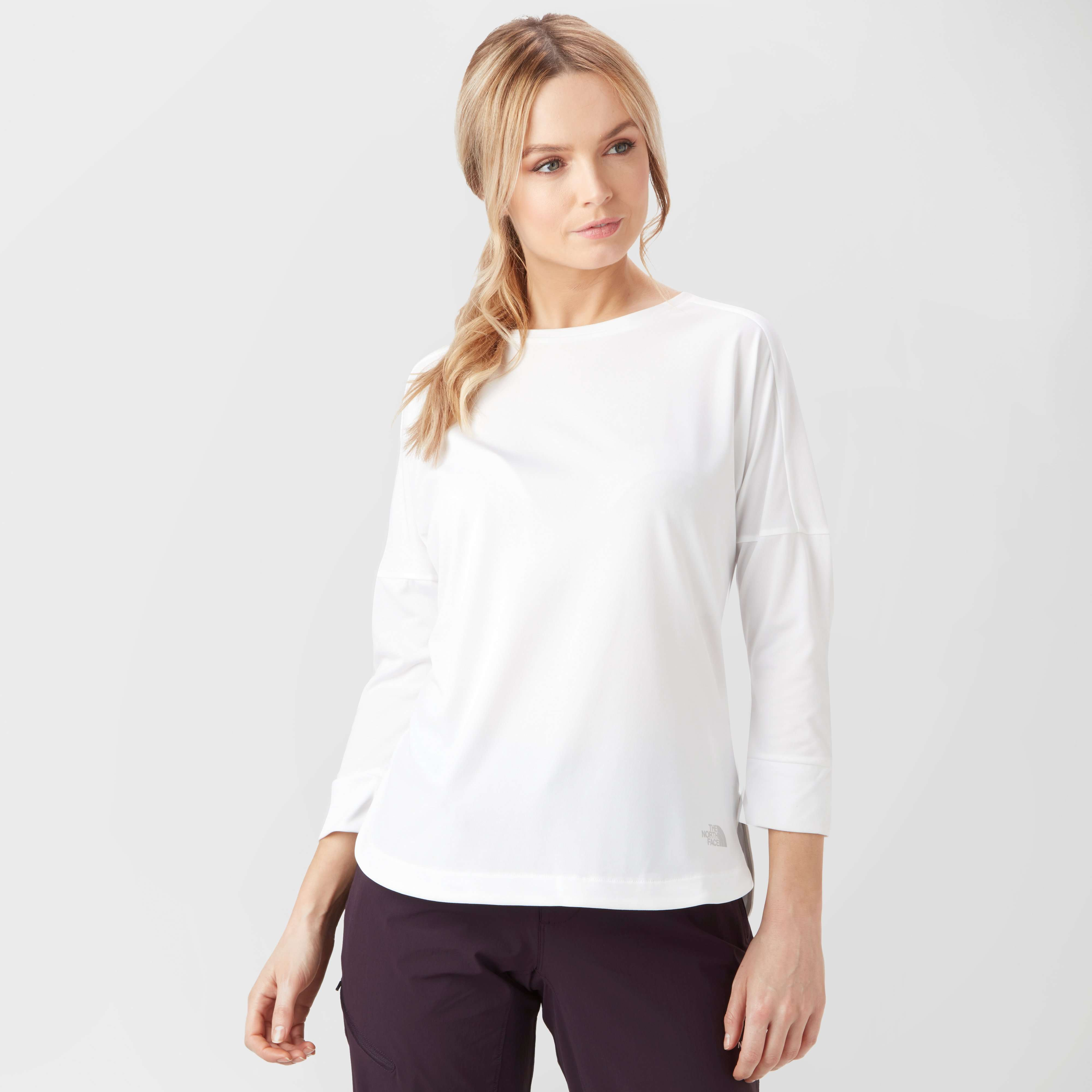 THE NORTH FACE Women's Inlux 3/4 Sleeve T-Shirt