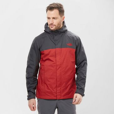 Red THE NORTH FACE Men s Venture 2 Waterproof Jacket ... 52869b2dcc5e