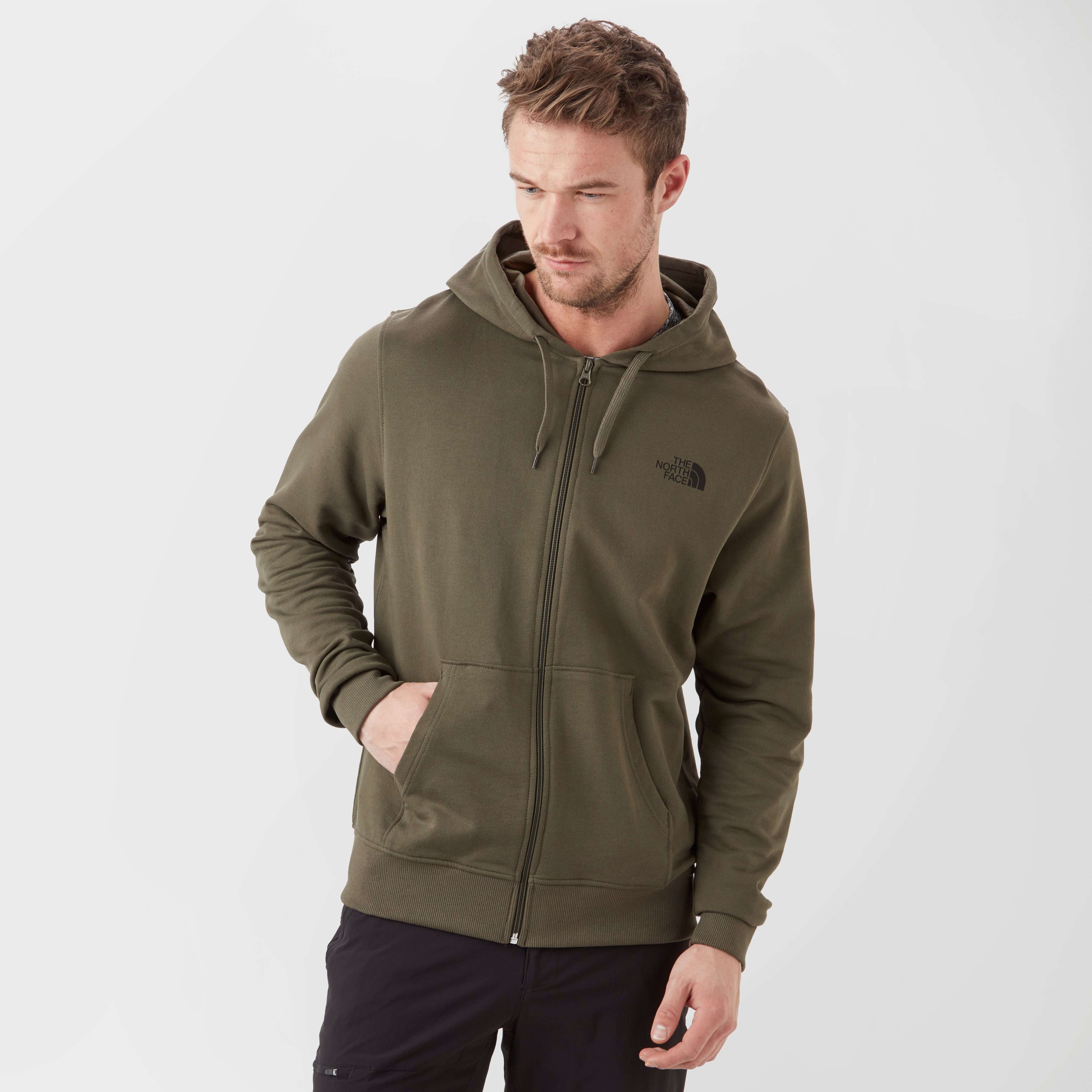 THE NORTH FACE Men's Open Gate Full-Zip Hoodie