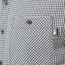 Grey Grey The North Face Men's Short Sleeve Hypress Shirt image 4