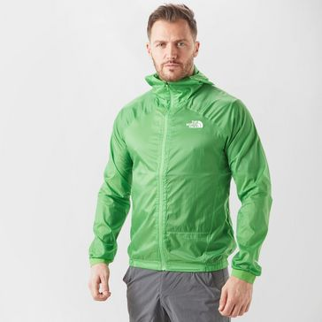 d520f2bc1d00 Green THE NORTH FACE Men s Keiryo II WindWall™ Jacket ...