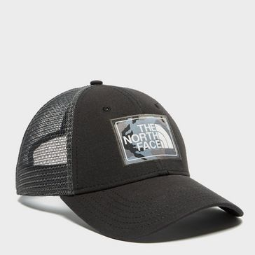 ac9a9a9c19c38 Black THE NORTH FACE Mudder Trucker Cap ...